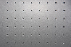 Stainless steel. A stainless steel grey background Royalty Free Stock Image