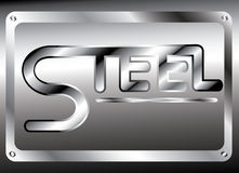 Stainless steel Royalty Free Stock Images
