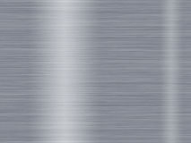 stainless steel aluminium or aluminum texture Royalty Free Stock Photography