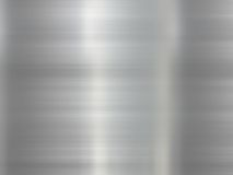 Stainless Steel Background Royalty Free Stock Photography