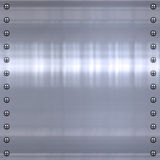Stainless steel background texture Royalty Free Stock Images