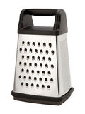 Stainless Steel Box Grater Stock Photo