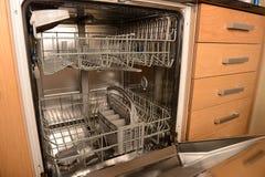 Stainless Steel Dishwasher Stock Photos