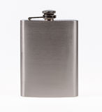 Stainless Steel Flask Stock Images
