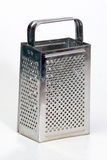 Stainless steel grater Royalty Free Stock Photos