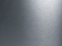 Stainless steel in highlight. Stainless steel texture in highlight Royalty Free Stock Photography