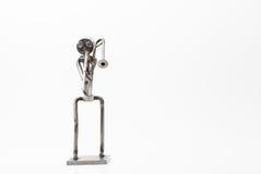 Stainless steel Jazz Trombone Stock Photos