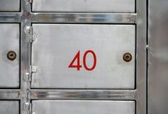 School Locker Gray Stock s & 44