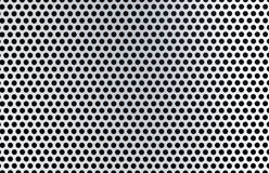 Stainless steel mesh background Stock Photography