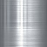 Stainless steel metal background stock illustration