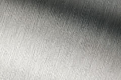 Stainless steel Stock Image