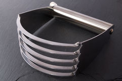 Stainless Steel Pastry Blender Stock Photo