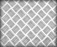 Stainless steel plate slip. Royalty Free Stock Images
