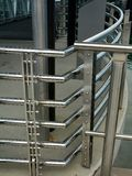 Stainless Steel Safety Rails Stock Images