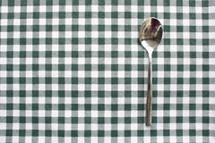 Stainless steel Spoon Stock Photos