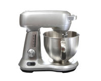 Stainless Steel Stand Food Mixer Stock Images