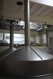 Stainless steel tanks Stock Image