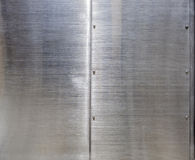Stainless steel texture background Stock Photography
