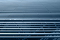 Stainless steel tubes surface stock image
