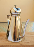 Stainless steel vessel Royalty Free Stock Photos