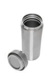 Stainless thermos Stock Photography