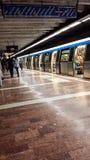 Staion метро Стоковые Изображения RF