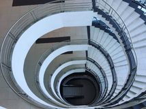 stair royalty-vrije stock foto