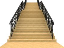 Stair Royalty Free Stock Photography