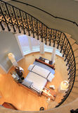 Stair Case royalty free stock image