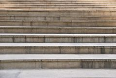 Stair concrete. Royalty Free Stock Photos