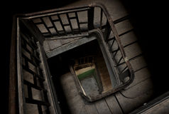 The Stair royalty free stock photography