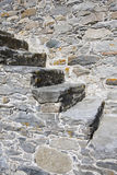 Stair made of stone Royalty Free Stock Images