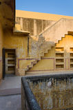 Stair at Nahargarh Fort in Jaipur Royalty Free Stock Photos