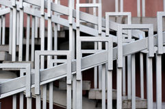 Stair Railing (Handrail) stock photos