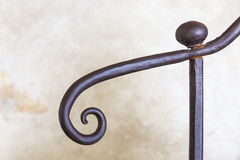 Stair railings Stock Image