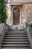 Stair in Rome Royalty Free Stock Photos