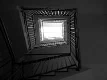 Stair to heaven Royalty Free Stock Photography