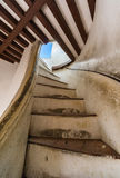 Stair to view tower Stock Image