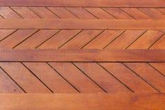 Stair wood parquet floor pattern. Stock Photos
