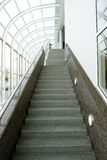 Staircase. Modern Staircase made of stone Stock Photography