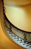 Staircase. Winding staircase stock image