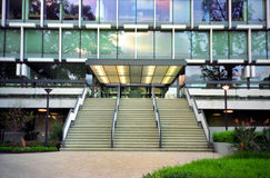 Staircase. In Office Building, Perth Western Australia Royalty Free Stock Photography