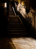 staircase Στοκ εικόνα με δικαίωμα ελεύθερης χρήσης