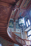 165_Staircase Royalty-vrije Stock Foto