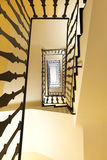 Staircase antique Stock Photography