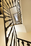 Staircase antique Royalty Free Stock Images