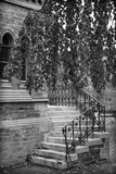 Staircase with banisters Stock Photography
