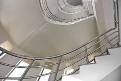 Staircase in building hotel Royalty Free Stock Photos