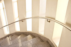 Staircase in building hotel Royalty Free Stock Photography