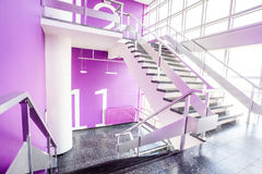 Staircase in an building Royalty Free Stock Images